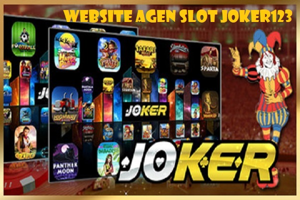 Website Agen Slot Joker123